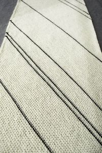 Joelle's Diagonal Pinstripe Scarf - The Purl Bee
