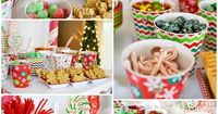 Candyland Gingerbread House Decorating Party | Marigold Mom #candyland #gingerbreadhouse