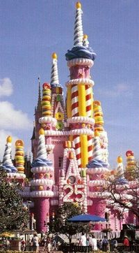 Does anybody NOT love Disney World? - we were their for their 25th Birthday party with the kids back in 1996