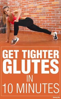 Working your gluteal muscles is as easy as carving out ten minutes in your day for a glute workout, and committing to these five effective moves.