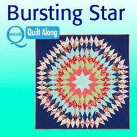 McCall's Quilting Bursting Star Quilt Along