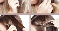 Side braids are an easy way to mix up your hairstyle.