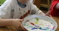 A collection of painting ideas for Pre-K and Preschool children. Find more art ideas on the Art Resource Page Books A list of art books for Pre-K children: Book