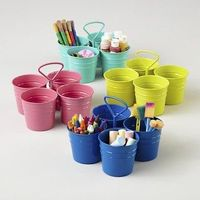 I Could've Bin a Container, Art Caddy - contemporary - desk accessories - by The Land of Nod