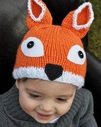 Oh So Foxy Hat by Nona Davenport