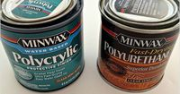 DIY: 10 Paint Secrets, Tips & Tricks You Never Knew About Paint. This is a very useful post!!! Polycrylic is THE BEST clear coat - ever!!!