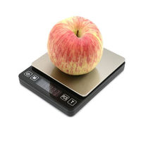 LCD Mini Digital Scale Home Kitchen Jewelry Weighing Scale Multi Use 500/3000g