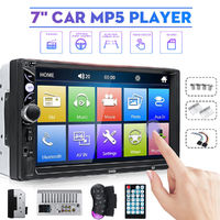 SWM-S7 7 Inch 2Din WINCE Car Stereo Radio Auto MP5 Player bluetooth Touch Screen Hands-free USB FM AUX TF Support Mobile Interconnection