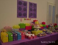 Lego Friends Party #legofriends #party