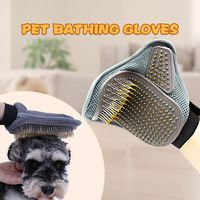 NEW Grooming Pet Shampoo Brush | Soothing Massage | Professional Quality $24.99