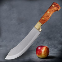 "Butcher Chef Knife Meat Cleaver 7"" Forged 4Cr13 Blade ECO Friendly Product $69.00"