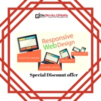 Do you want to develop your website? So what are waiting for DeDevelopers are here to provide you best service Website Designs, E-commerce website, Logo Designs, the Business card on time Save Up to 25% Off onentire services. Visit for more: www.dede...