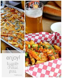 Buffalo French Fries | TidyMom