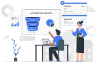 Schoolzpro is a website that offers complete digital solutions for schools and they also have a school admission CRM Software under their product belt. Their admission CRM software can help you manage all student leads, marketing campaigns, old and new co...