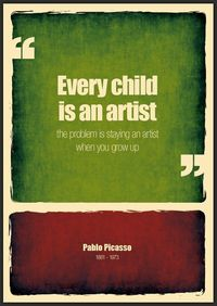 Every child is an artist
