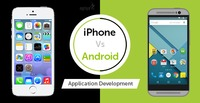 Difference between iPhone and Android app development