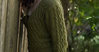 Ravelry: Graceful Cable Cardigan pattern by Cheryl Beckerich