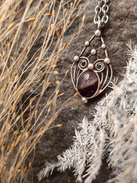 Tiny Necklace For elves from the world of Old World fairy tales $44.00
