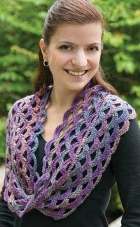 arches cowl pattern $6.00