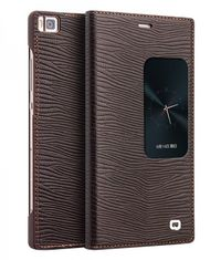 Huawei Ascend P8 Patterned Leather Case