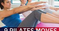 Hit the mat and try these exercises for a sculpted waistline