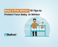 Is it your baby's first winter? Then, it definitely warrants extra care. Check our blog article to know how you can protect your little one this winter.