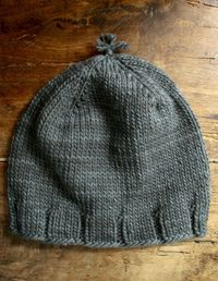 Whit's Knits: Thank You Hats - The Purl Bee - Knitting Crochet Sewing Embroidery Crafts Patterns and Ideas!