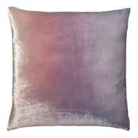 Opal Ombre Velvet Pillow by Kevin O'Brien Studio $311.00
