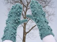 Mittens / knitting pattern