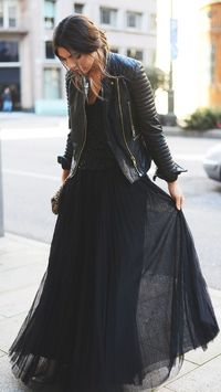 Leather is something we often associate with being sleek and sophisticated, at least when it comes to fashion.