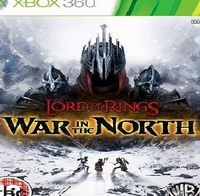 Warner Lord of The Rings War in The North on Xbox 360 The Lord of the Rings: War in the North is an epic multiplayer action/RPG video game based on the renowned stories by J.R.R. Tolkien. Warner Bros. Interactive Entertainment holds the rights to develop ...