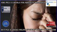 Pex 2 Xanax is an effective medication that is used widely by the adults for the management of their anxiety troubles. Buy Pex 2 Xanax online at cheap rates from Mtpuse.com with fast delivery to your doorsteps.