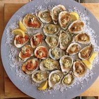 BBQ GRILLING #BBQ #Grilling Char-Grilled Oysters