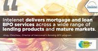 Mortgage Service Outsourcing
