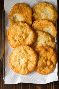 Indian Fry bread recipe via cooking classy