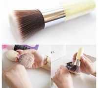 buytra Utility Fashion Bamboo Handle Brush beauty Makeup Tool foundation Powder Brushes Condition: 100% Brand new Soft, cruelty-free bristles Natural amp; recycled materials Recycled aluminum fe (Barcode EAN = 0520661645490) http://www.compare...