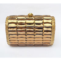 Women Mini Evening Clutch Box Bag $146.25