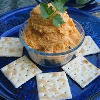 Roasted Red Pepper-Cheese Spread Allrecipes.com