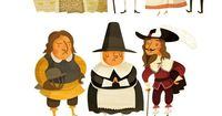 History of fashion! by Wesley Robins, via Behance �œ� || CHARACTER DESIGN REFERENCES