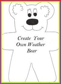 Angels Of Heart: Create your own Weather Bear