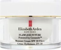Elizabeth Arden Moisturisers Ceramide Flawless This light weight daily moisture cream hydrates and immediately brightens skin, as it helps smooth the look of pores and minimize the appearance of discolourations like those caused by blemishes. Skin http://...