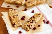 Easy No Bake Peanut Butter Bars for Back To School