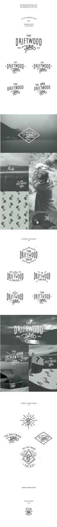 The Driftwood Tales by Gonzalo Lebrero