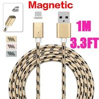 2.4 A Micro USB Charging Cable Magnetic Adapter $15.00