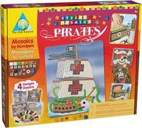 Sticky Mosaics Orb Factory Sticky Mosaics Pirates Sticky Mosaics Pirates Craft Kit By The Orb Factory Sticky Mosaics make it easy to create your own magnificent mosaic art. Follow t (Barcode EAN = 0622222062422) http://www.comparestoreprices.co.uk...