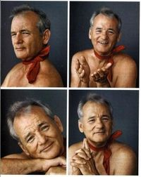 Bill Murray, the classiest gent there is.