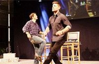 Misha and Jensen dancing is the greatest gifset you'll ever see