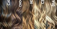 This is a great reference guide to #balayage created by our Stylist Lisa�€�