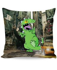 Reptar Couch Pillow $24.95