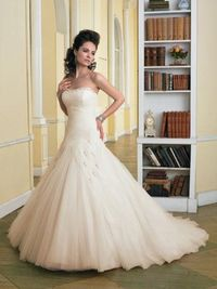 Very princess like but would like it more in white!! Pretty!